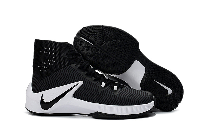 Nike Zoom Clear Out black/white