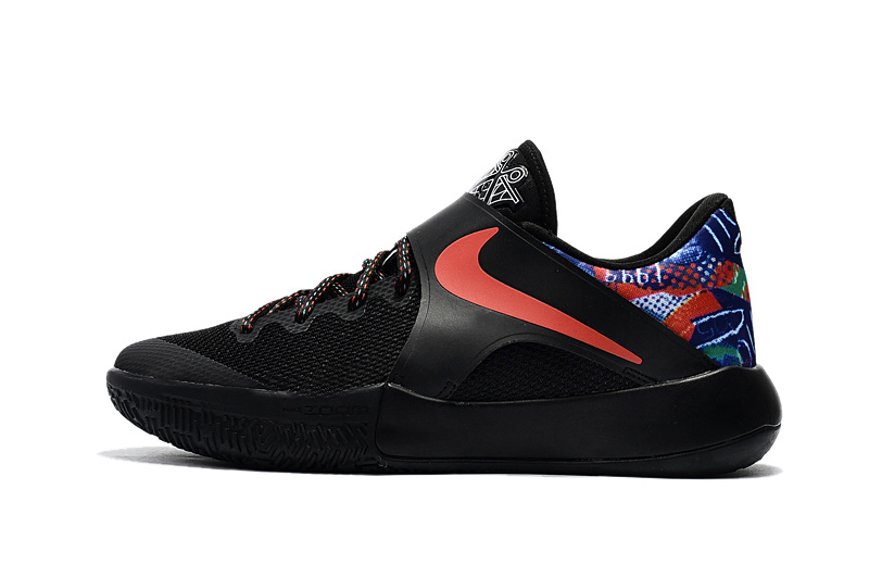 Nike Zoom Live 2017 Black/Red/Rainbow