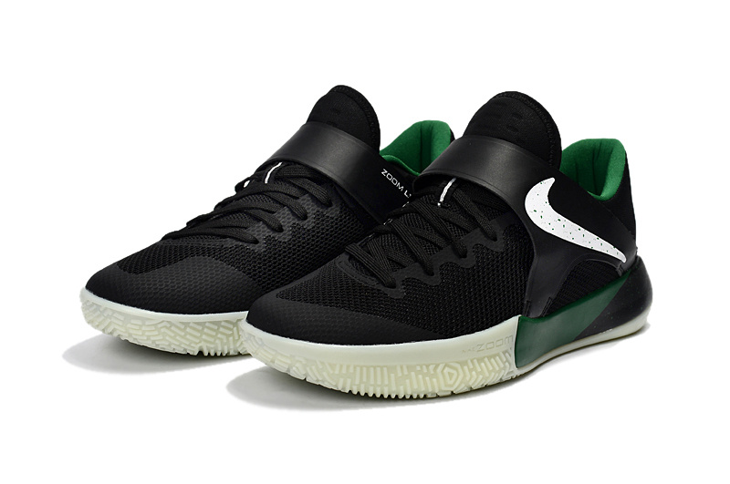Nike Zoom Live 2017 Black/White/Darkgreen